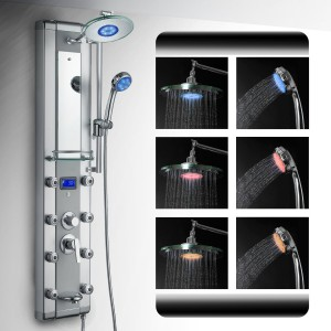 akdy shower panel reviews