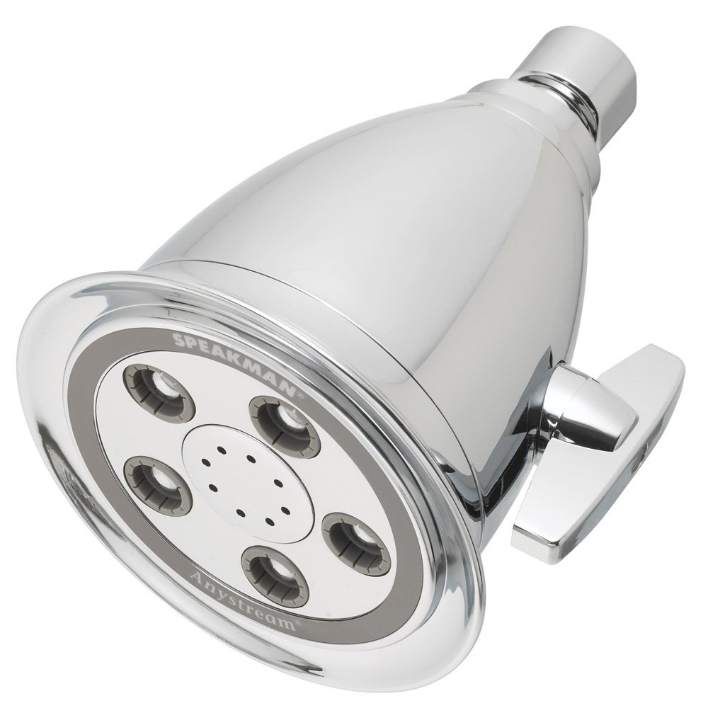 water saving shower head
