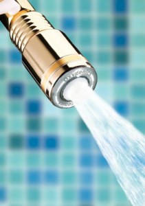 oxygenics gold shower head review