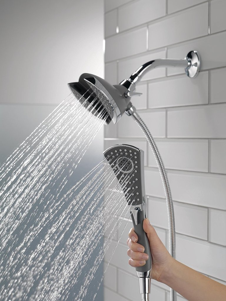 delta in2ition shower head