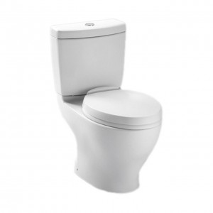 toto aquia dual flush toilet elongated