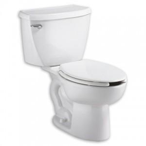 american standard elongated pressure assist toilet