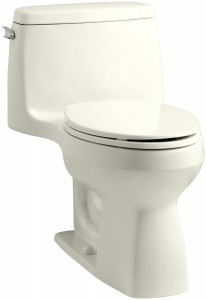 kohler comfort height aquapiston flush technology