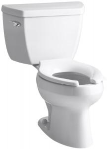 kohler wellworth classic pressure lite toilet