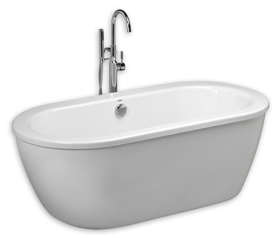 american standard cadet freestanding bathtub review