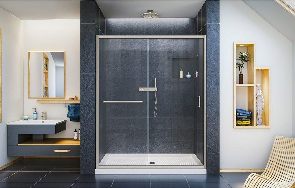 dreamline infinity shower door