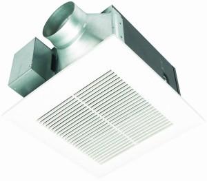 panasonic whisperceiling bathroom exhaust fan
