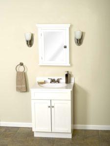 zenith bathroom medicine cabinet with mirror
